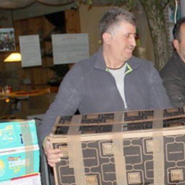 Hilfskonvoi unterwegs zu Jesiden im Irak