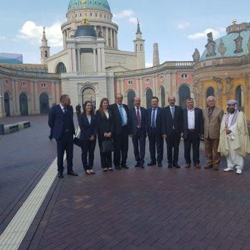 Treffen Ezidischer Vertreter im Brandenburger Landtag