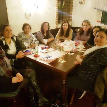 Gründung des Frauenkomitees