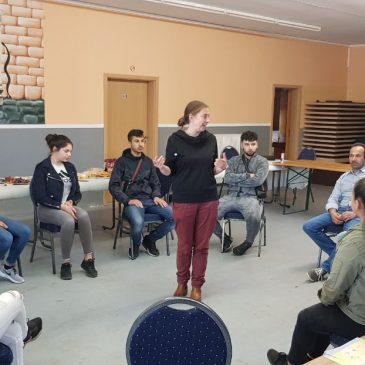 Fortbildung zum Thema Jugendarbeit