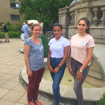 Jugendkomitee zu Besuch beim 22. Sommerfest des Ministerpräsidenten