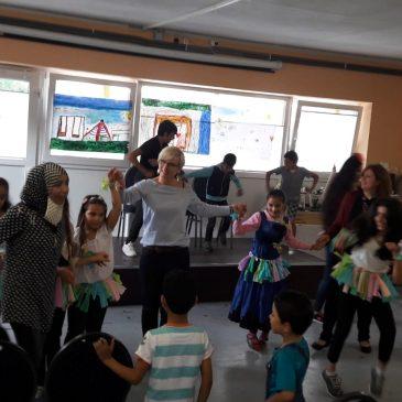 Feriensprachcamp für Kinder mit Zuwanderungsgeschichte