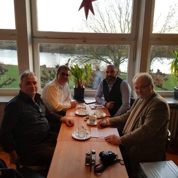Treffen mit Recai Aytas vom Rat für Integration in Bremen