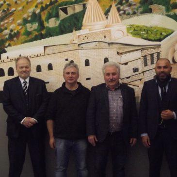 Treffen mit dem Präsidenten des Ostfriesischen Landschaftsverbandes